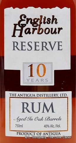 English Harbour 10 yr old Rum – Review – The Lone Caner on zacapa xo rum, mount gay xo rum, doorly's xo rum, plantation xo rum, appleton xo rum, cockspur xo rum,
