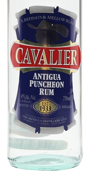 Cavalier Rum Puncheon White Overproof Review The Lone Caner