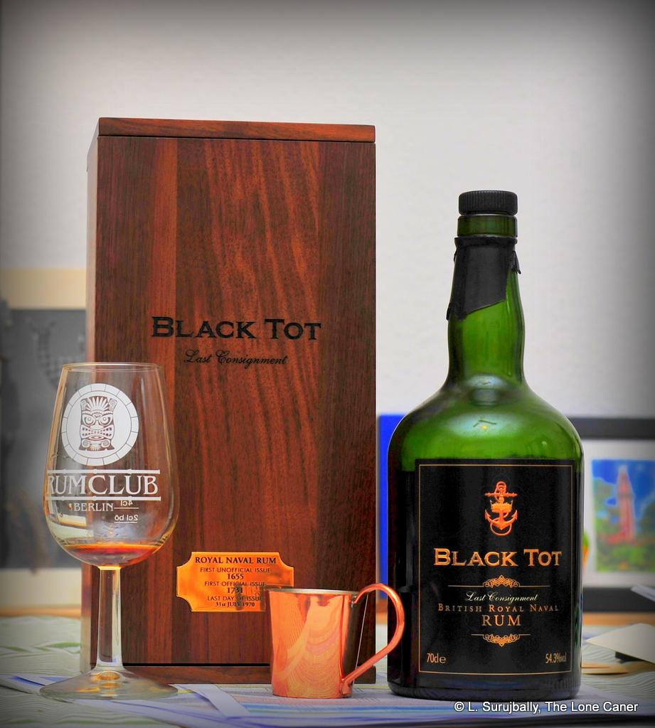 Black Tot 1