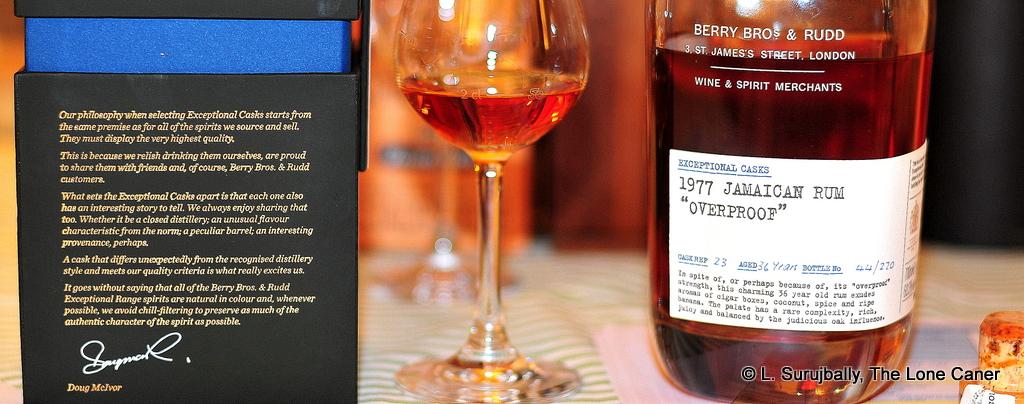 BBR 1977 Label
