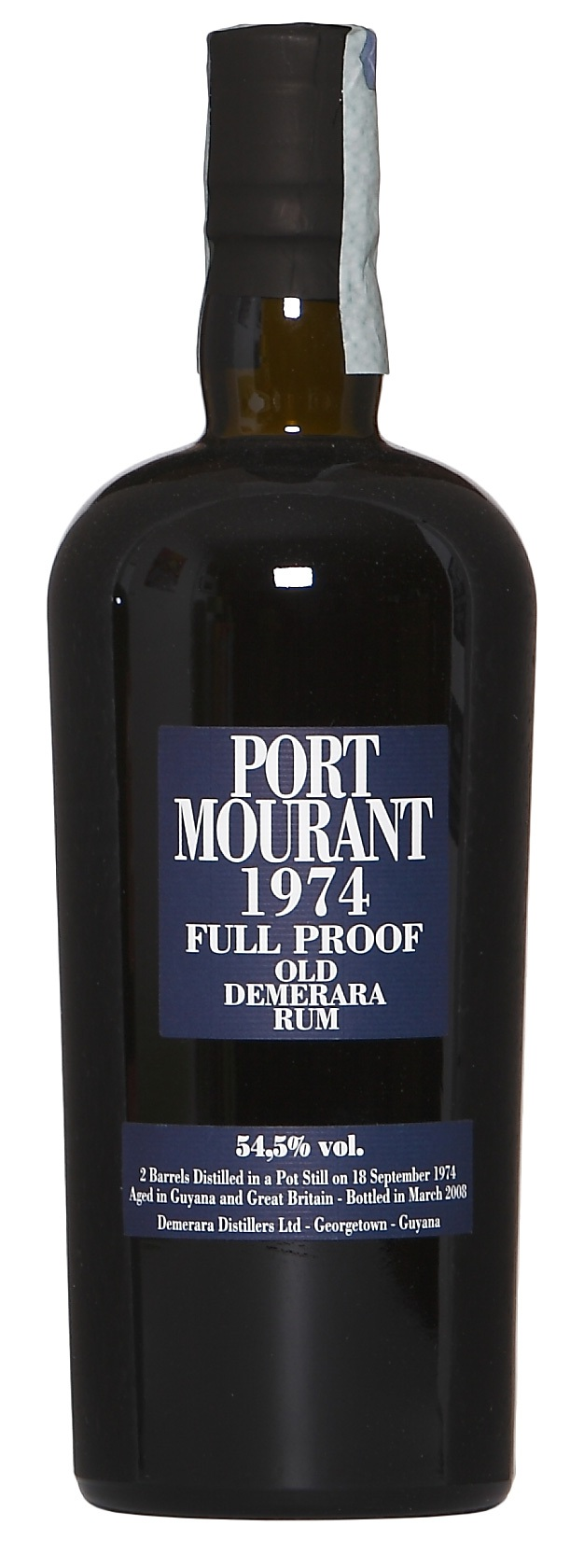Port Mourant 1974 crop
