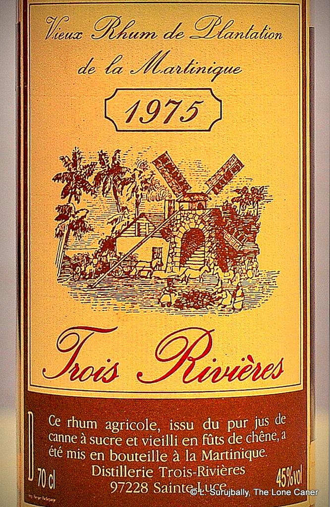 TR 1975 Label