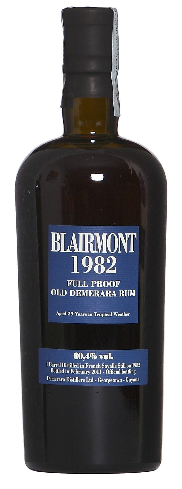 Blairmont 1982 crop