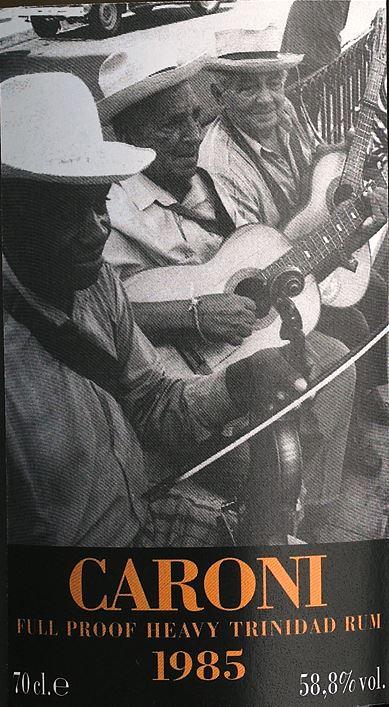 Caroni 1985