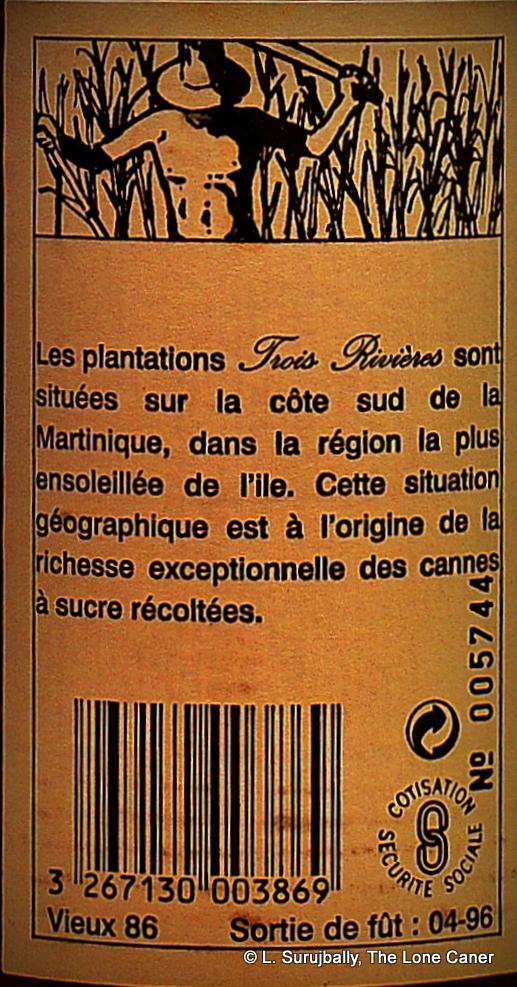 TR 1986 Label 3