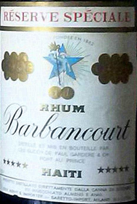 Barbancourt Reserve Speciale