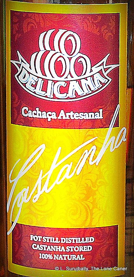 Delicana Castanha