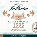 La Favorite Cuvée Spéciale 1995 (La Confrérie Du Rhum) - Review