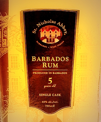St Nicks 5 yo single cask (a)