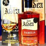 Ron Aldea Familia 15 Year Old Rum - Review