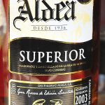 Ron Aldea Superior 10 Year Old Rum - Review