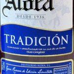 Ron Aldea Tradición 22 Year Old Rum - Review
