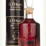 El Dorado 25 Year Old Rum (1980)