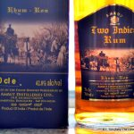 Amrut Two Indies Rum - Review
