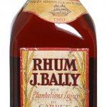J. Bally Rhum Vieux Agricole Millésime 1960