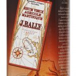 J. Bally Rhum Vieux Agricole Millésime 1979
