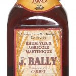 J. Bally Rhum Vieux Agricole Millésime 1982
