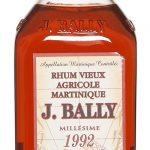 J. Bally Rhum Vieux Agricole Millésime 1992
