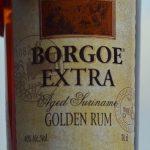 Borgoe Extra: Aged Suriname Golden Rum - Review