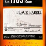 Mount Gay Black Barrel Rum - Review