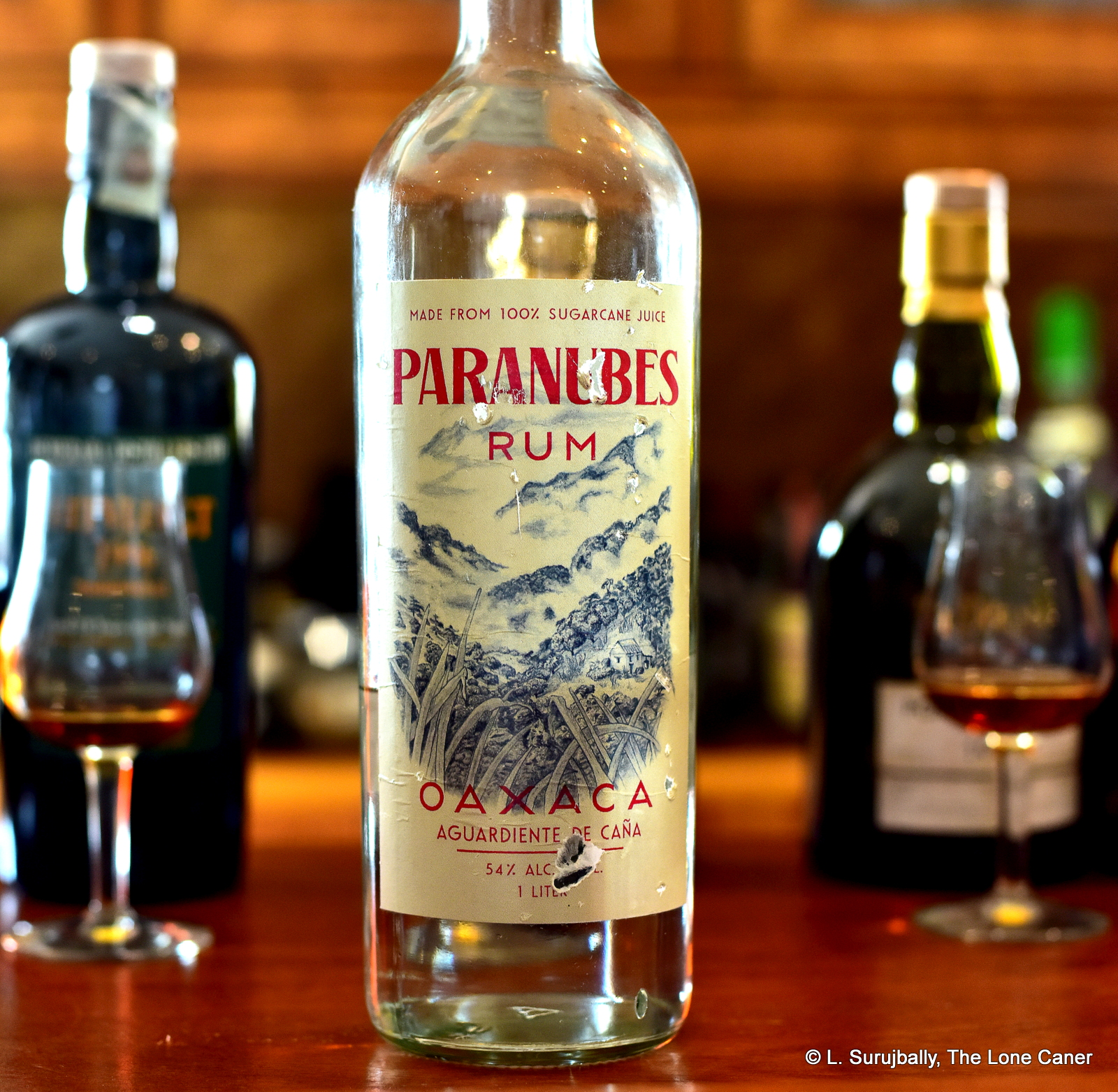 Paranubes Mexican White Rum – Review