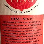 Ping No. 9 Longpond 1977 36 Year Old Jamaican Rum - Review