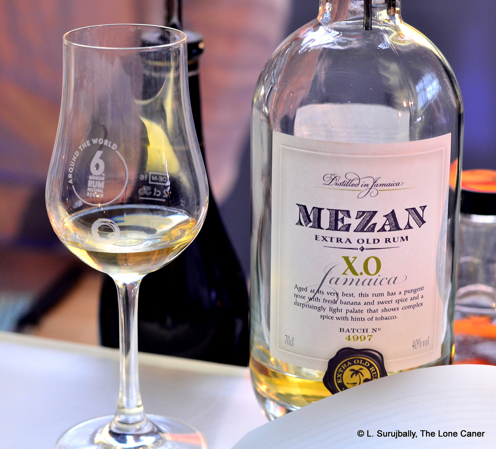 Mezan Jamaican Extra Old (XO) Blended Rum – Review