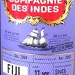 Compagnie des Indes Fiji 2004-2016 11 YO Rum - Review