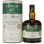 El Dorado 15 Year Old Rum (Sauternes Finish) - Review