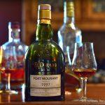 El Dorado Rare Collection - Port Mourant 1997-2017 20 YO Rum - Review