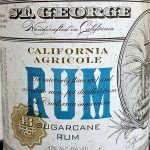 St. George Spirits California Agricole White Rum (2014) - Review