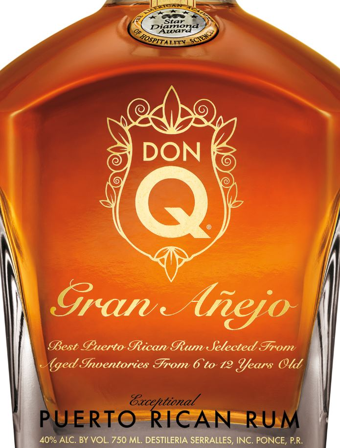 Don Q Gran Añejo Puerto Rican Rum – Review