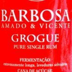 Barbosa Grogue Pure Single White Rum - Review