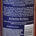 Privateer Navy Yard Rum (Barrel Proof) - Review