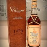 Clement Sehr alter landwirtschaftlicher Rum 1976 20 YO