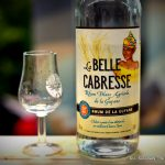 La Belle Cabresse Rhum Agricole Blanc Guyana - Rezension