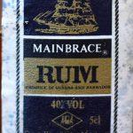Mainbrace Rum (Ende der 1980er Jahre)