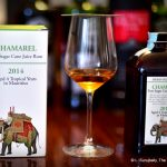Chamarel 2014 4 YO Rum (Velier Indischen Ozean Stills) - Rezension