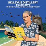 Das Boutique-y Rum Firma Bellevue 1999-2018 19Ich Guadeloupe Rum - Rezension