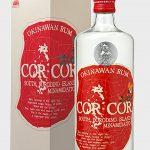 """Cor Cor """"Red"""" Okinawas White Rum - Rezension"""