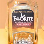 """La Favorite Rhum Agricole """"Coeur Ambrė"""" - Rezension"""