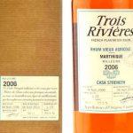 Three Rivers Rhum Vieux Agricole Weinlese 2006 (Cask Strength) - Rezension