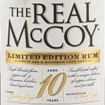 The Real McCoy 10 Year Old Rum - Review