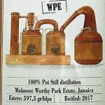 Habitation Velier Forsyth's Pot Still Unaged White Rum (WPE) (2017) - Review