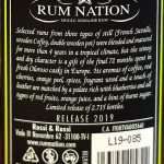 "Rum Nation Rare Collection ""British Guyana"" 10 YO Blend 2009-2019"