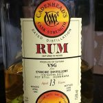 "Cadenhead's Guyana Rum ""VSG"" 1990 Enmore Distillery 13 YO - Review"