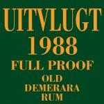 Velier Uitvlugt 1988 17 Year Old Demerara Rum - Review